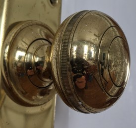 Reproduction doorknob