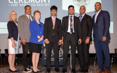 Reps. Allred, Granger, Veasey Host Texas Ceremony, Announce Fort Worth ISD Initiative