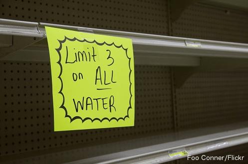 Water limit