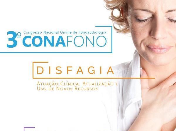 3º CONAFONO - DISFAGIA
