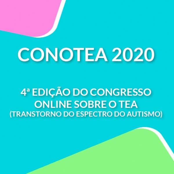 CONOTEA 2020 inscrições informações