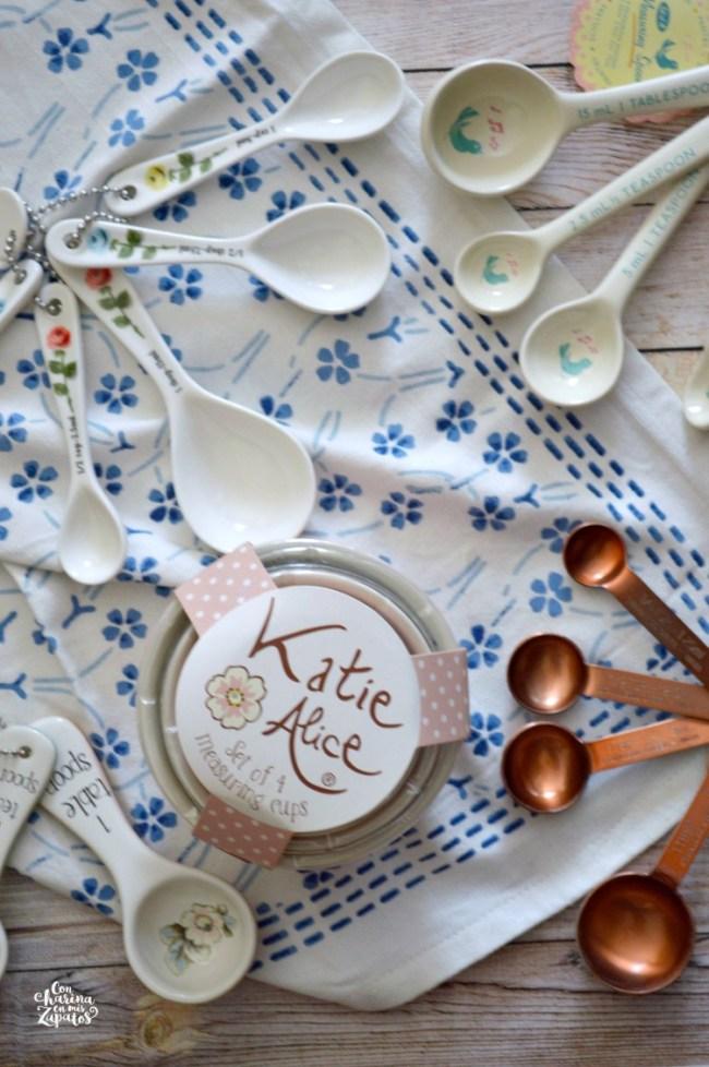 Equivalencias y Medidas en Cocina | CON HARINA EN MIS ZAPATOS