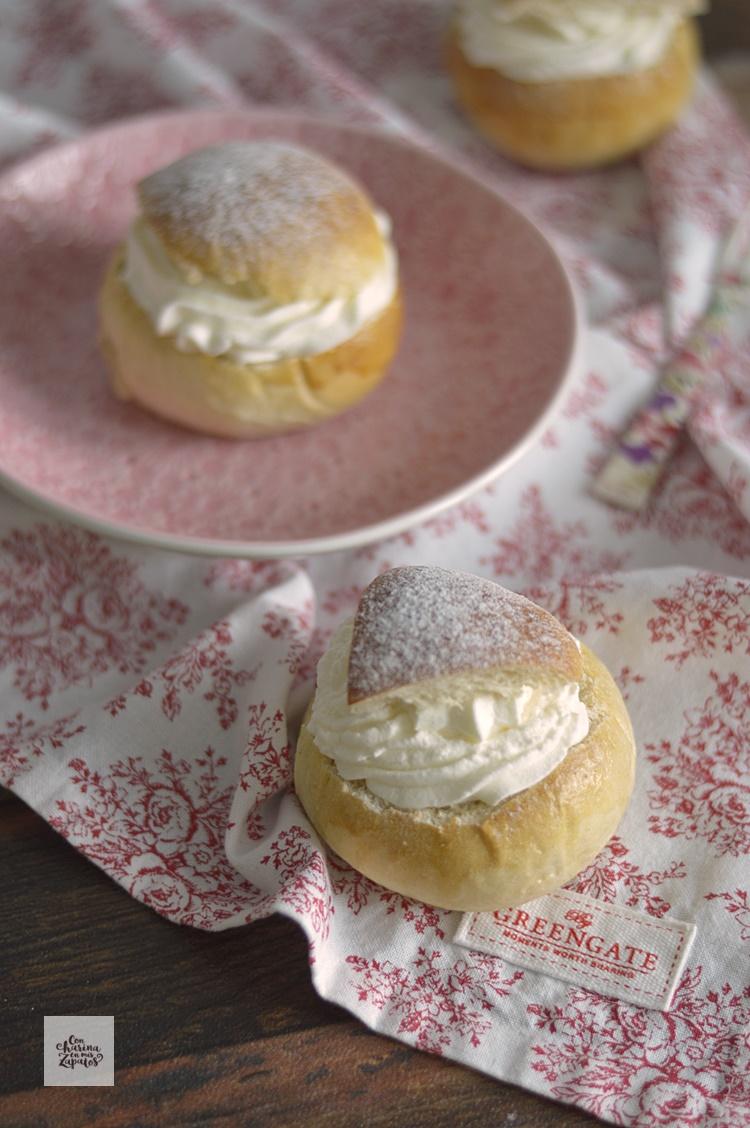 Semlor, el Delicioso Bollo de Pascua Sueco