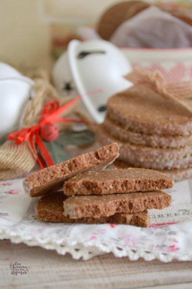 Galletas de Chocolate y Cardamomo | CON HARINA EN MIS ZAPATOS