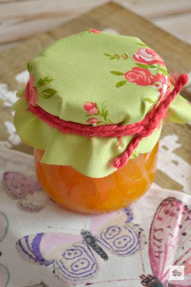 Mermelada de Naranja y Mango | CON HARINA EN MIS ZAPATOS