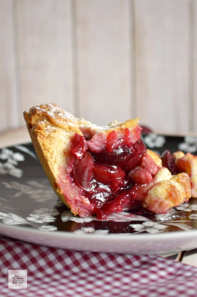 Cherry Pie | CON HARINA EN MIS ZAPATOS