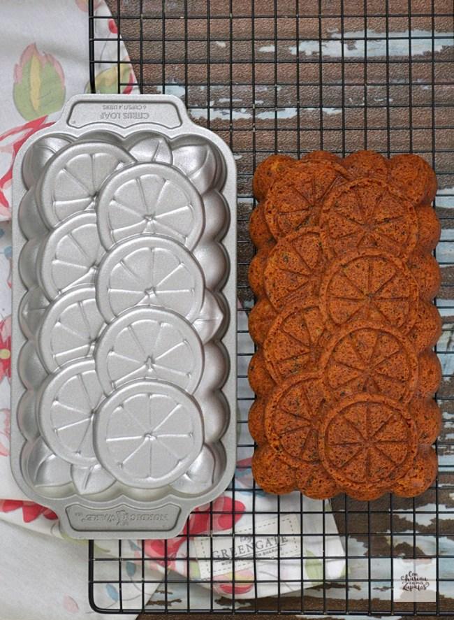 Bundt Cake de Té con Limón | CON HARINA EN MIS ZAPATOS