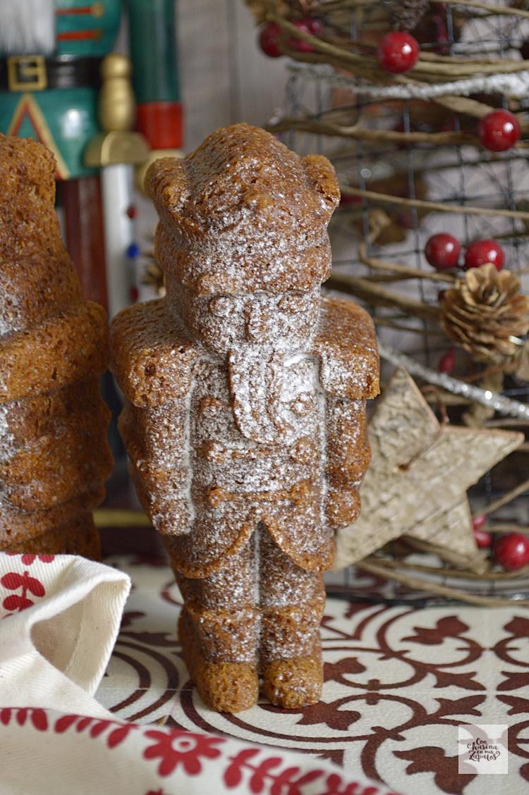 Bizcochitos de Jengibre | CON HARINA EN MIS ZAPATOS