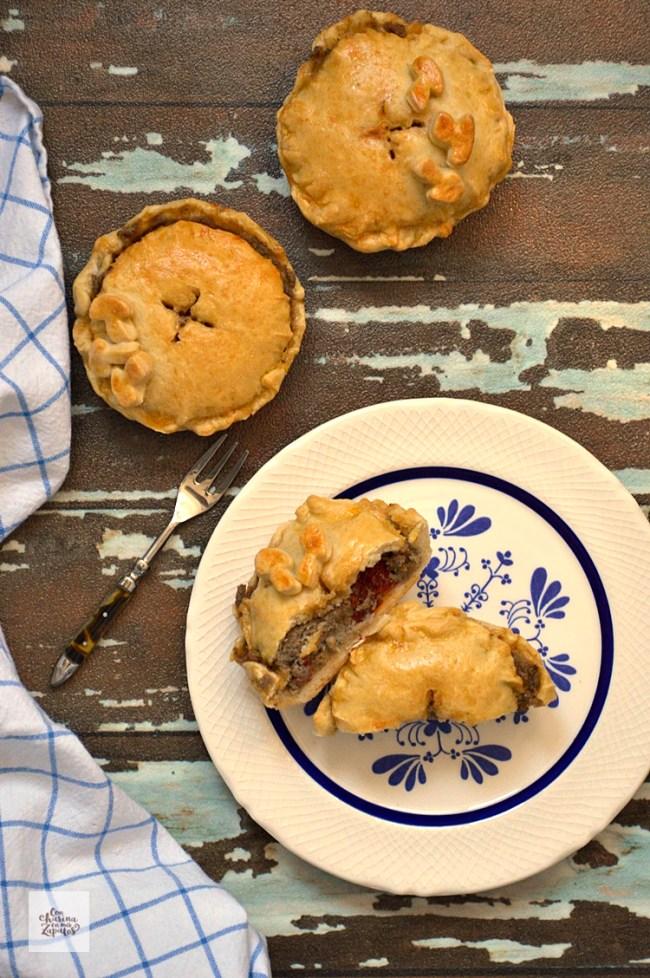Empanadas de Sardinas | CON HARINA EN MIS ZAPATOS
