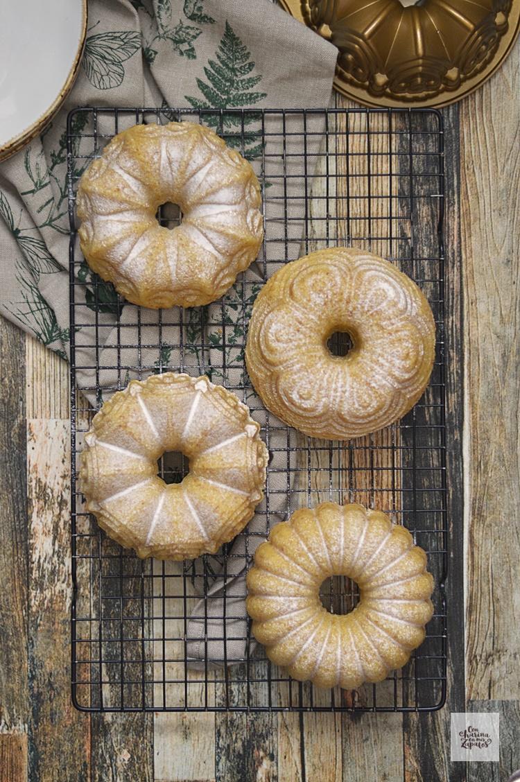 Bizcochitos de Naranja y Cointreau