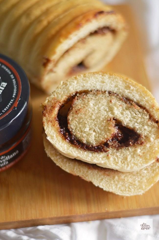 Pan de Chocolate y Trufa | CON HARINA EN MIS ZAPATOS