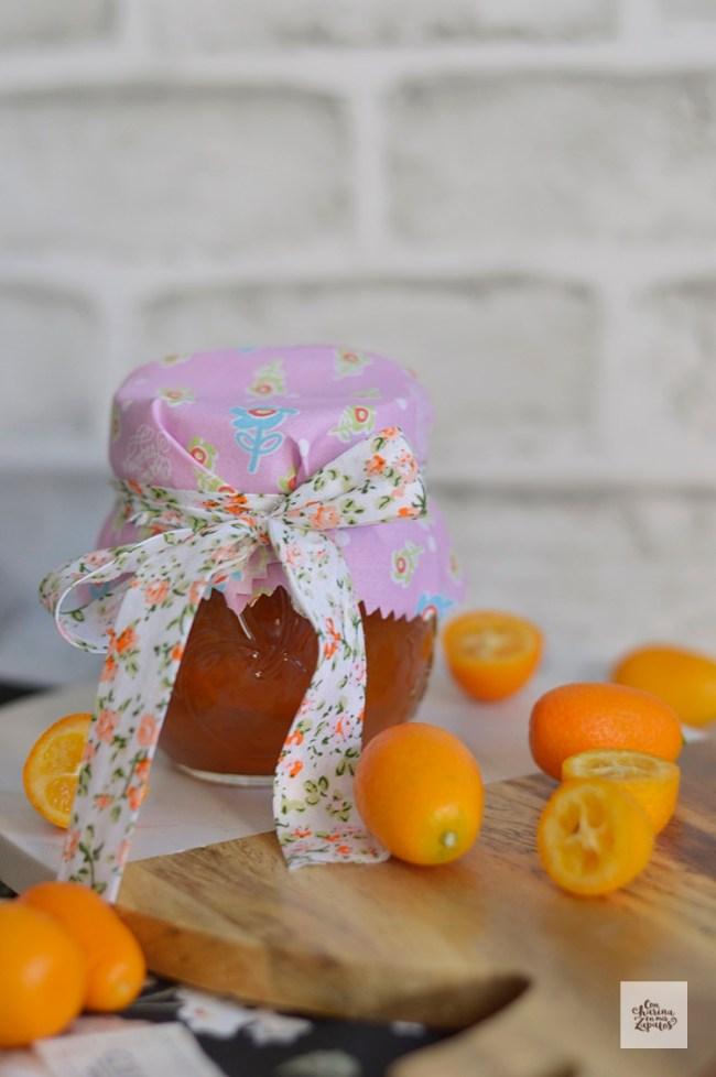 Mermelada de Kumquat | CON HARINA EN MIS ZAPATOS