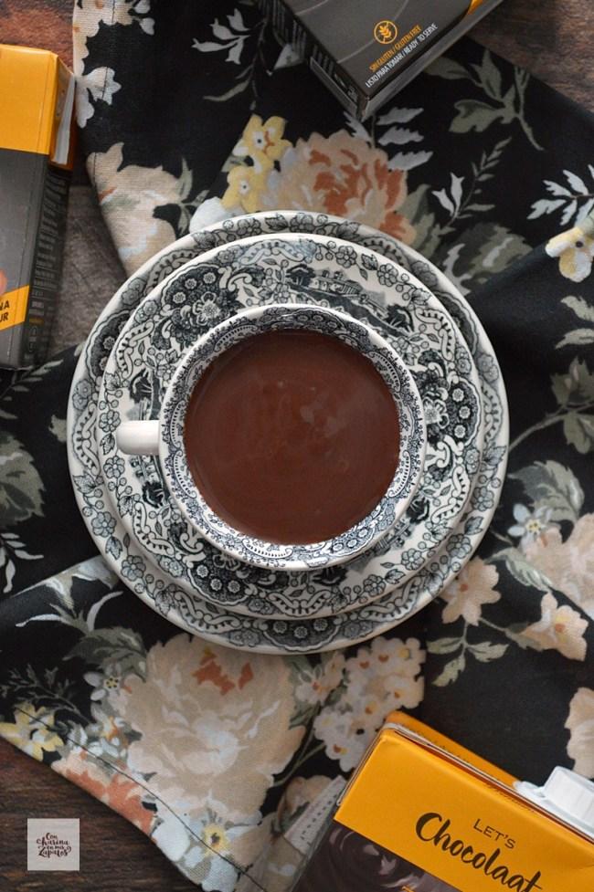 Bundt Cake de Chocolate a la taza | CON HARINA EN MIS ZAPATOS
