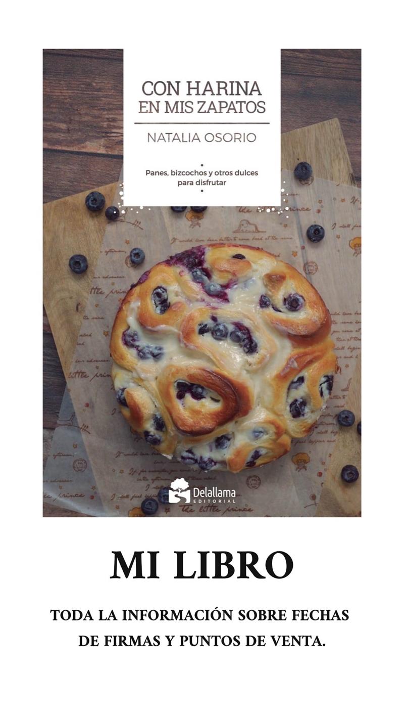 Mi Libro: Panes, Bizcochos y Otros Dulces Para Disfrutar