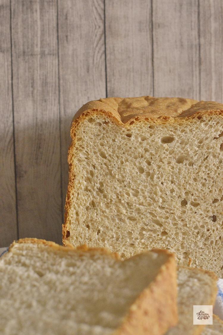 Pan de Centeno y Kefir