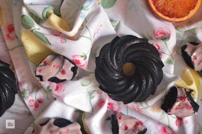 Bizcochitos de Chocolate Negro y Naranja Sanguina | CON HARINA EN MIS ZAPATOS