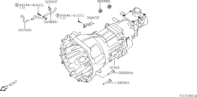 Nissan Xterra Manual Transmission. BED, FITTING, PRO