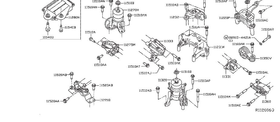 02 Pathfinder Engine Diagram Cylinder / 2015 Nissan Altima