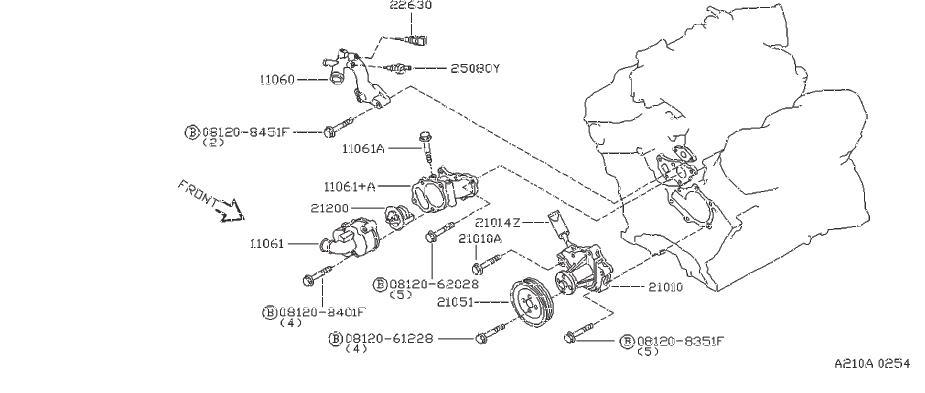 [DIAGRAM] Fan Motor Fuse 75 Amp 2000 Nissan Quest FULL