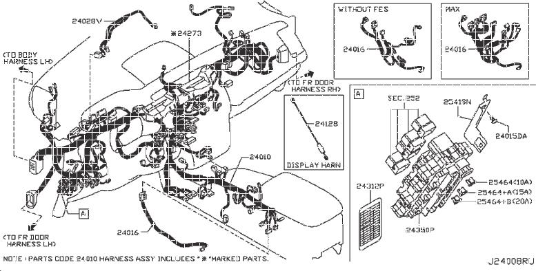 [DIAGRAM in Pictures Database] Volvo 240 Tailgate Wiring