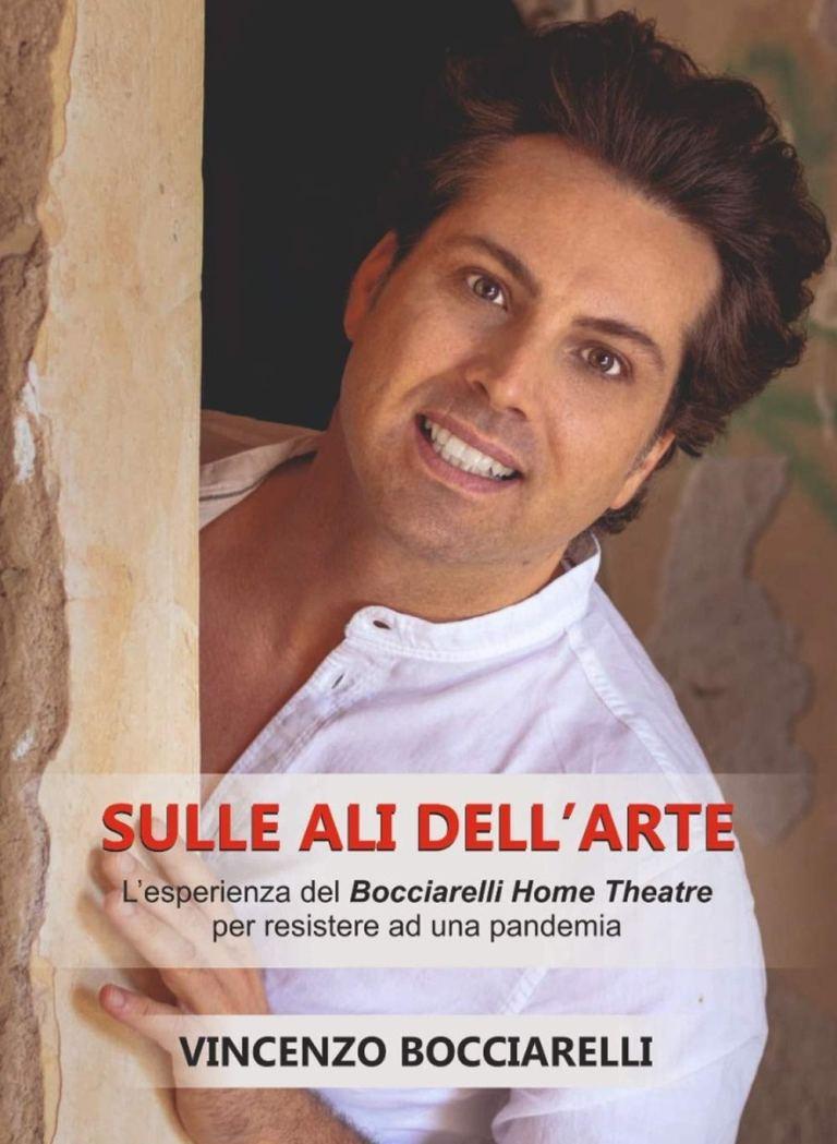 Libri | Sulle Ali dell'Arte il primo libro di Vincenzo Bocciarelli