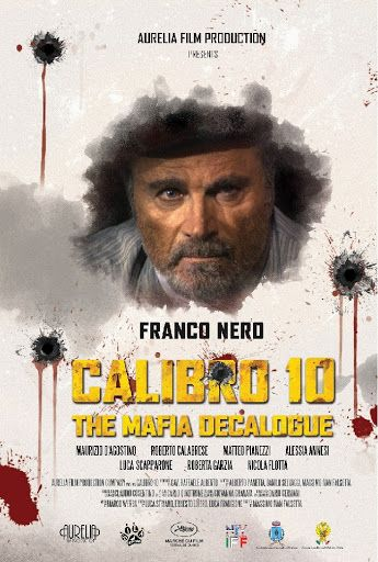 Arriva on demand il decalogo del crimine con protagonista Franco Nero