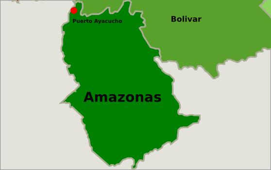 Busca Venta de Apartamento en Amazonas Venezuela