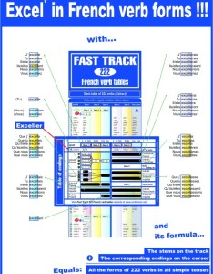 The verb table fast track how to learn french forms quickly and effectively also rh conjugationz