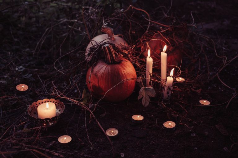 Halloween-divination