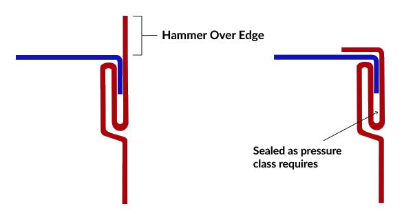 Pitts Seam Sealant Conklin Metal Industries