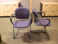 Steelcase Ally Stack Chairs