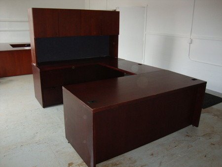 Steelcase Elective Elements desk sets and executive office