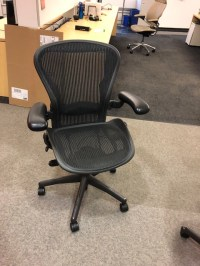 Herman Miller Aeron Desk Chairs | C61356C - Conklin Office ...