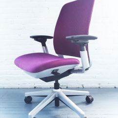 Purple Task Chair Cover Hire Middlesbrough Steelcase Amia 3d Conklin Office Furniture