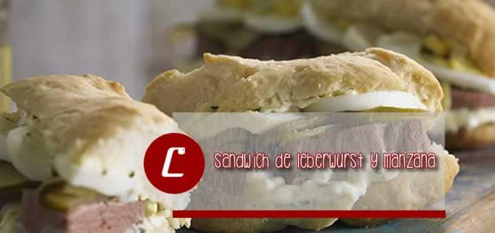sandwich-leberwurst-manzana