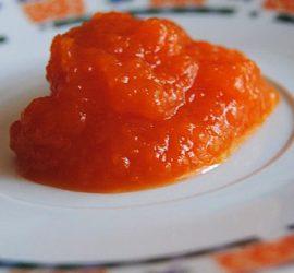 Mermelada de pera y calabaza