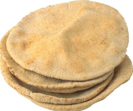 Pan de garbanzos