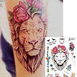 Tatuajes Con Leones Con Leones