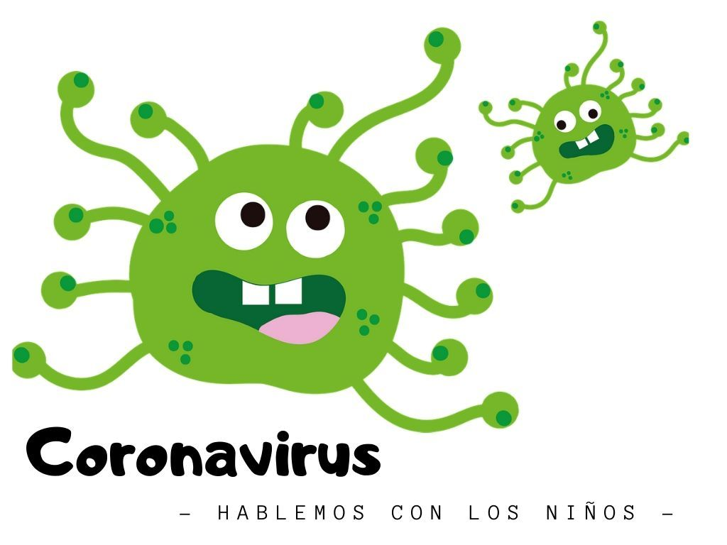 Imagenes Infantiles Sobre El Corona Virus