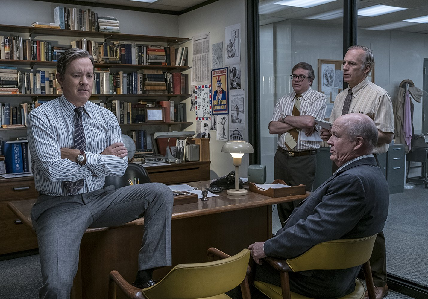 THE POST: LOS OSCUROS SECRETOS DEL PENTÁGONO / THE POST