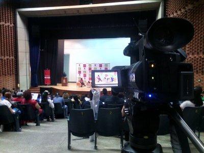 Seminario periodismo y paz