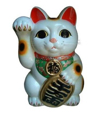 Amuletos japoneses para la buena suerte