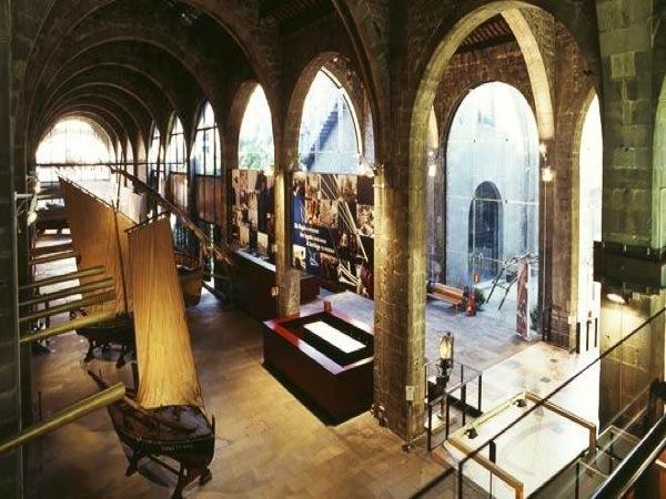Museo Martimo Barcelona