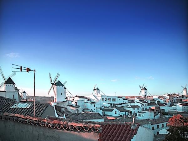 Tierra de Gigantes en Campo de Criptana Ciudad Real