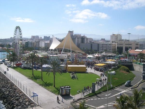 Apartamentos Las Palmas 7 Salou