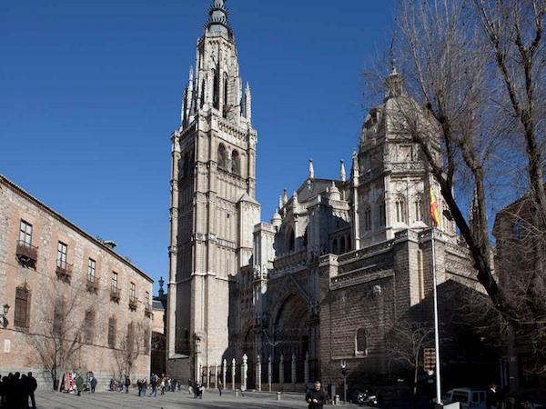 Iglesia de Santo Tom Toledo