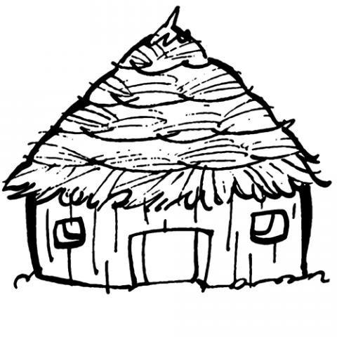 Dibujos Para Colorear Mapuche