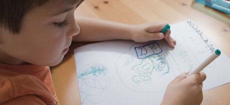 Fichas de estimulación de la inteligencia de los niños