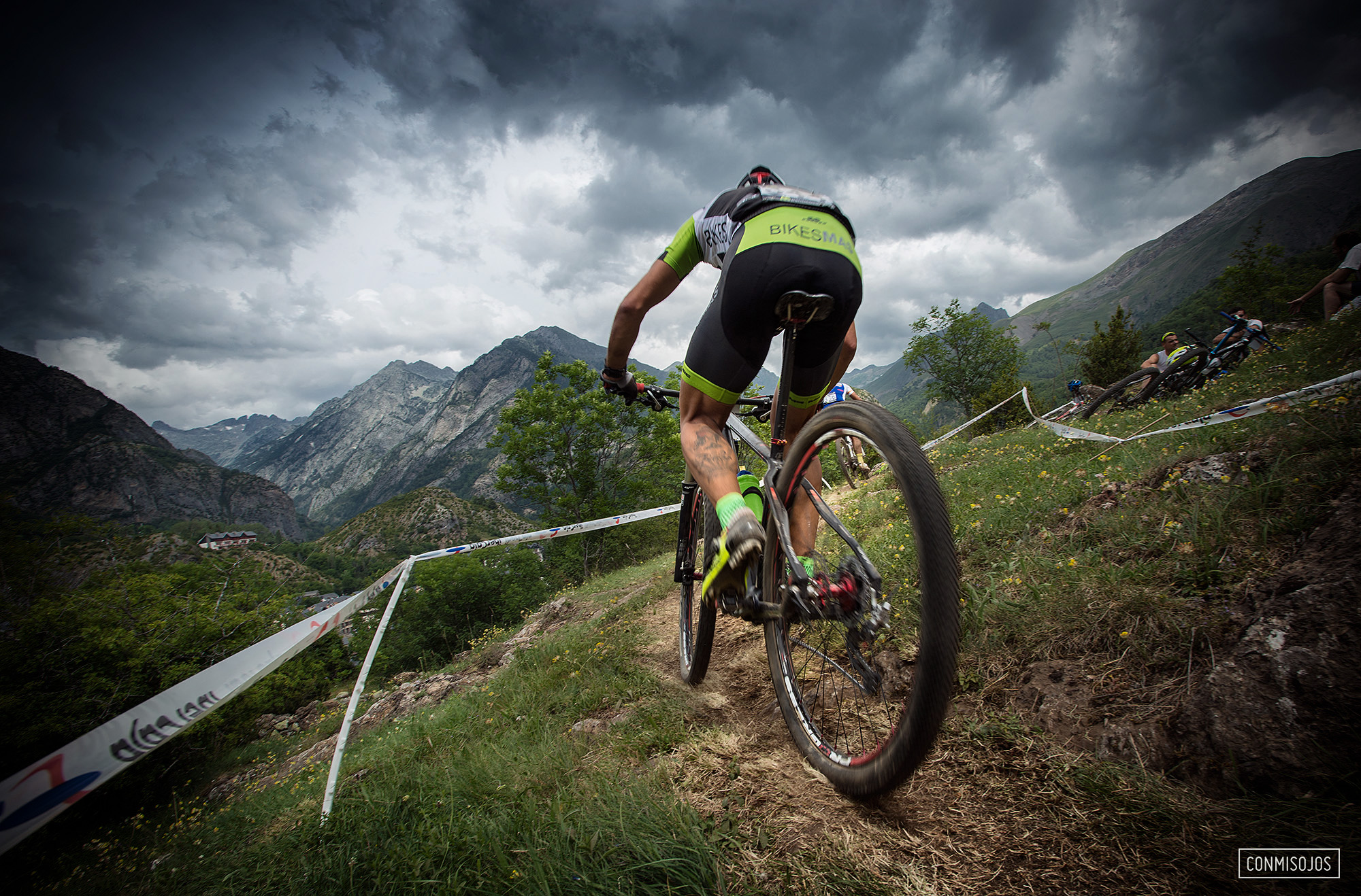 Mountain Bike Panticosa - Open de España BTT - BikeMas - Antonio Urbano