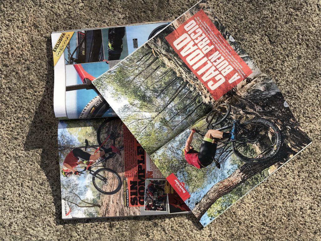 Rockrider PressCamp 2019 interior Revista SolBici y Bike - fotografias por conmisojos